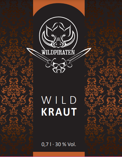 Wildpiraten WILD-KRAUT